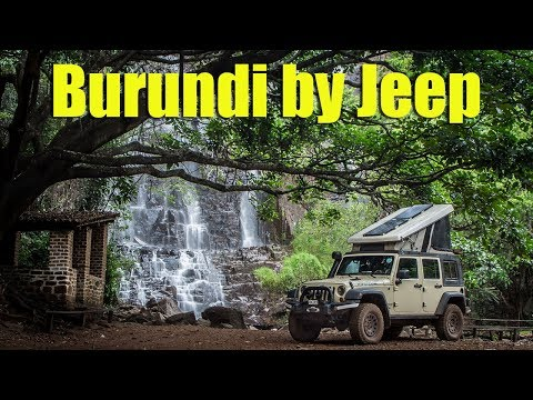 Exploring Burundi Overland (Epic three year Africa circumnav