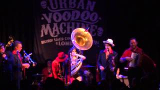 URBAN VOODOO MACHINE - LIVE @ PARADISO AMSTERDAM NL - 06.10.2013 - PT 2.
