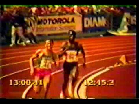1985 Oslo Games 5000m (13:00.10)