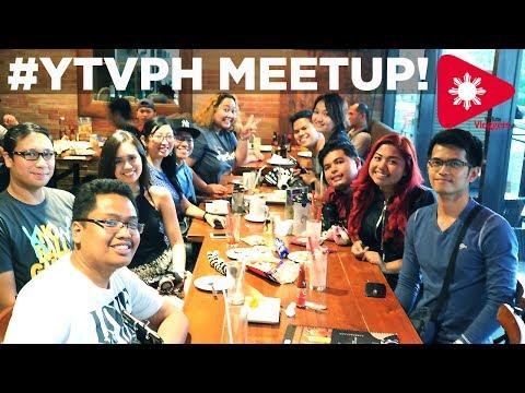 YouTube Vloggers Ph Group Meetup! | steppanyaki