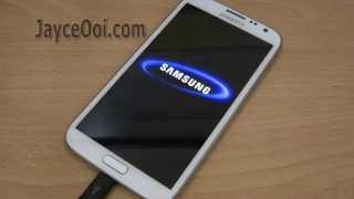 How to install ClockworkMod Recovery (CWM) on Samsung Galaxy Note 2?