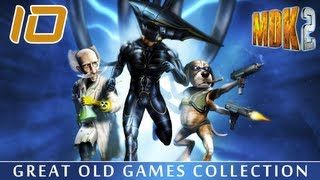 MDK 2 - Gameplay PC | HD - Great Old Games Collection #10