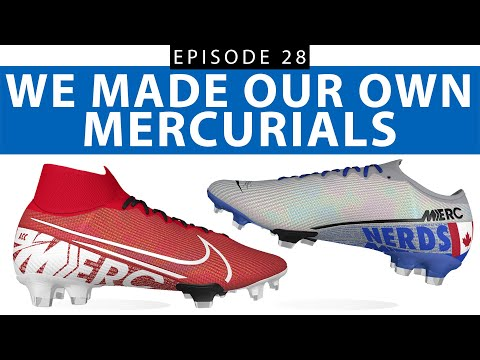 """making-our-own-custom-nike-mercurial-boots-