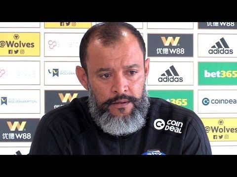 Nuno Espirito Full Pre-Match Press Conference - Wolves v Manchester City - Premier League