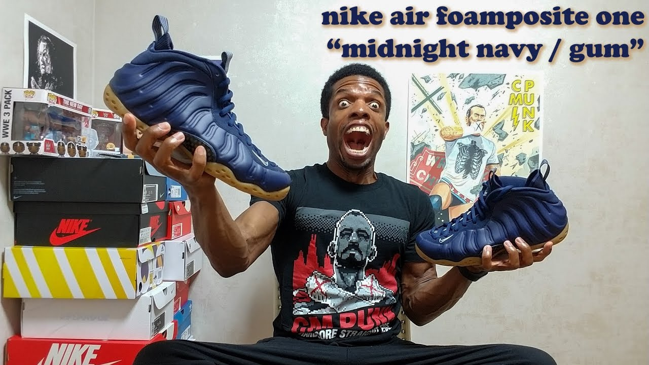 Nike Air Foamposite One? Cough Drop? Nice Kicks