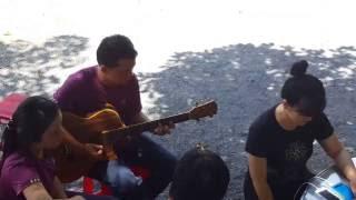 [Offline Guitar - Du Ca Nhạc Vàng] Chuyến Tàu Hoàng Hôn ( Minh Kỳ)
