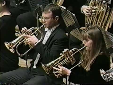 Eastman Wind Ensemble, 1998. Tokyo, Japan
