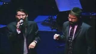 Avraham Fried And Benny Friedman