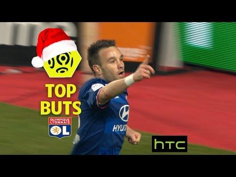 Top 3 buts Olympique Lyonnais | mi-saison 2016-17 | Ligue 1