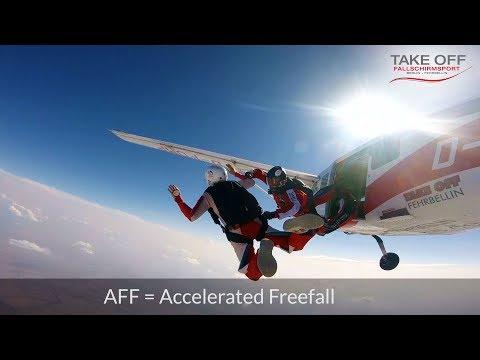 Fallschirmspringen Lernen Bei TAKE OFF Fallschirmsport Berlin