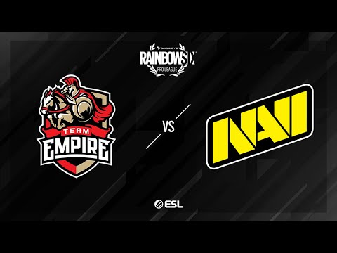 Team Empire vs NaVi vod