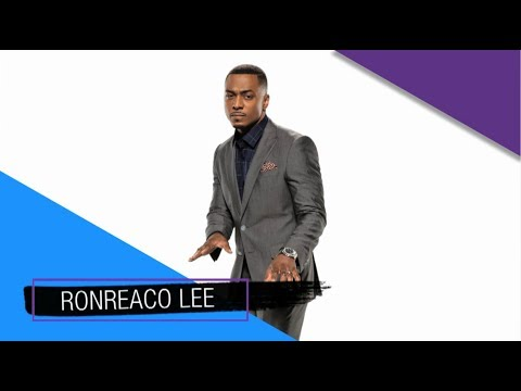 Monday on 'The Real': ManCrushMonday & RonReaco Lee of