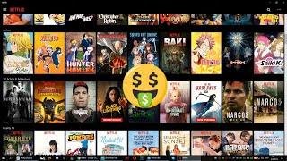 Netflix 4K με 1,5€ και τζάμπα VPN!