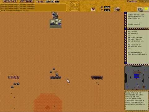 Dune 2 The Golden Path Terrain