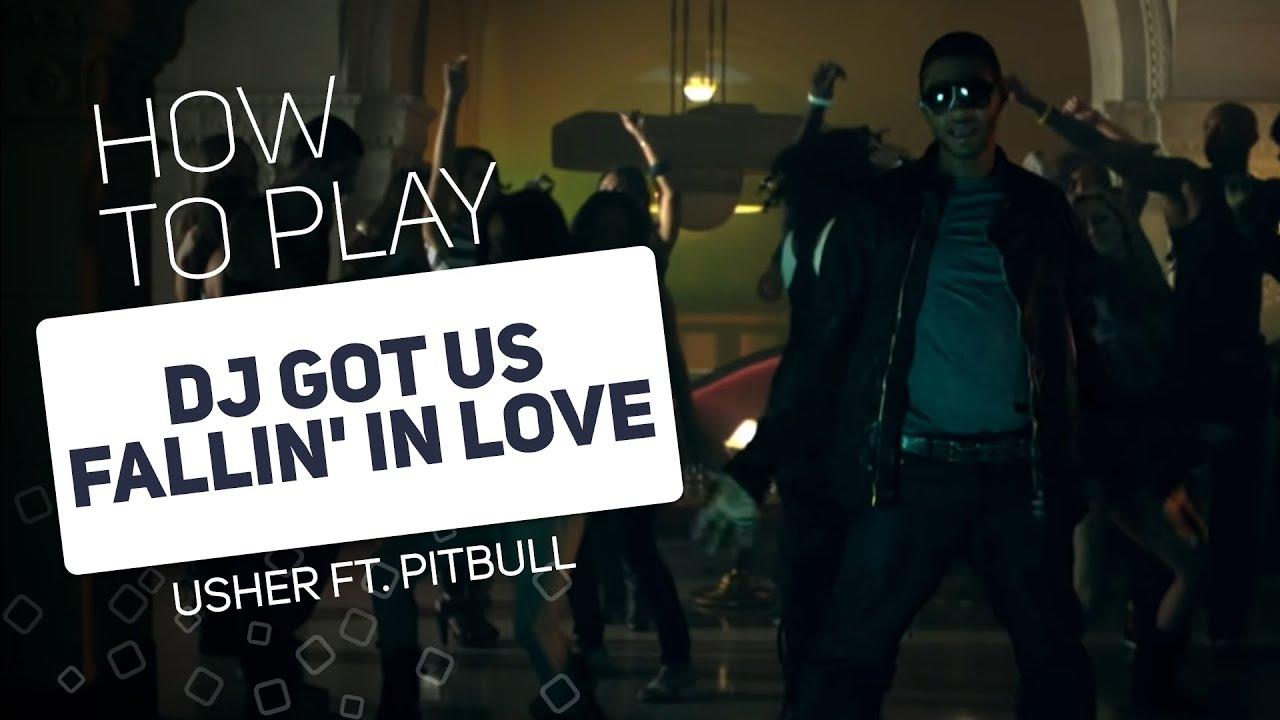 Usher ft. Pitbull - DJ Got Us Fallin' In Love   SUPER PADS KIT CREEPER