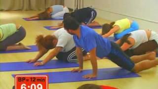 Boiling points yoga dude :D