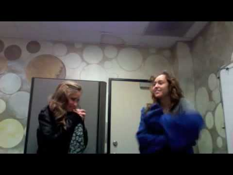 Emily Osment - SHOCK! with Miley Cyrus