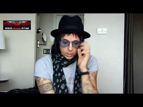 Tommy Henriksen interview 2014 Alice Cooper group