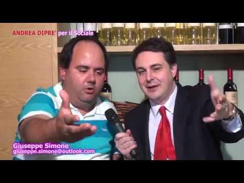 Giuseppe Simone Chiede 1 Kg Di Vagina All ANDREA DIPRE  PER IL SOCIALE