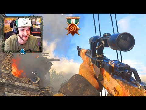 COD WW2 Multiplayer GAMEPLAY (BEST GAMES) - 27 K/D + HUGE KILLSTREAK (Call of Duty WWII)