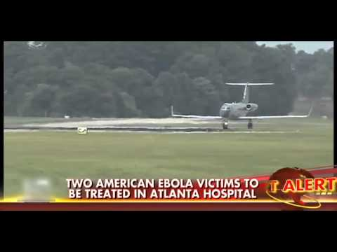 US doctor with Ebola Virus arrives in Atlanta