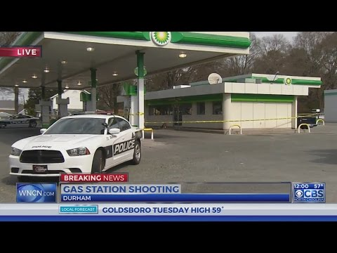Durham gas station clerk dies after attempted robbery shooting