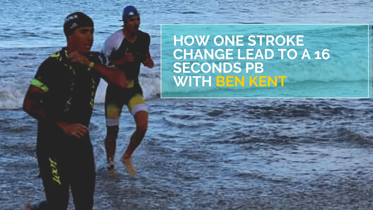 [PODCAST] How One Stroke Change Lead To A 16 Seconds PB with Ben Kent