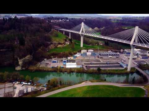 Fribourg in Switzerland - Little City-Trip