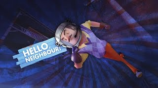 ZERO GRAVITY and BREAKING THE GAME (Hello Neighbor / Hello Neighbour Gameplay)