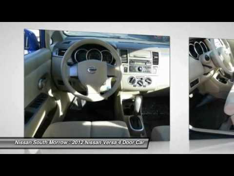 2012 Nissan Versa Morrow GA L638613A