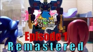 Speed Stories Episode 1: Bunky Rising Revengeance