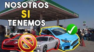 NO HAY GASOLINA EN MÉXICO / FOCUS RS    ALFREDO VALENZUELA