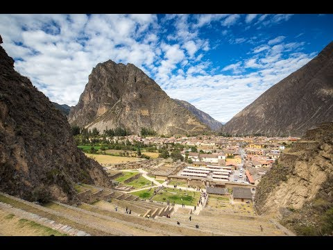 The Sacred Valley of The Incas  I  Cusco Peru Travel Vlog
