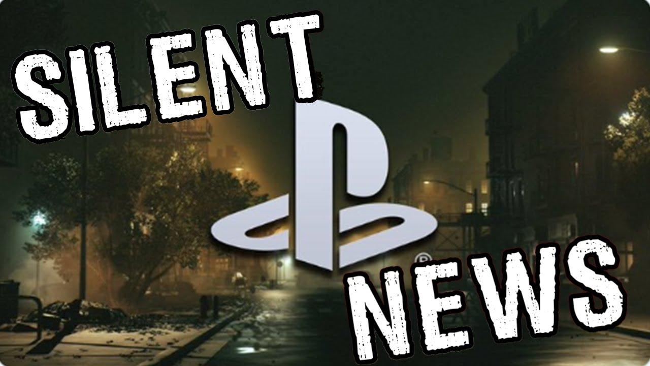 Silent Hill - Novos rumores e o bom e velho Team Silent na Sony