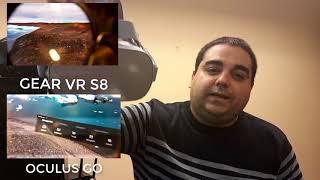 Oculus Go Vs Gear Vr Con Galaxy S8 Comparativa Completa En EspaÑOl