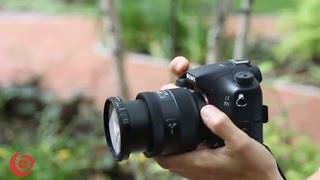 Sony A77II Hands On Review