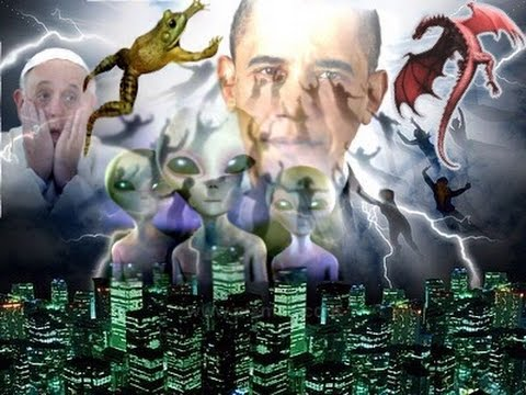 Holographic Rapture New Age World Order of the Beast!