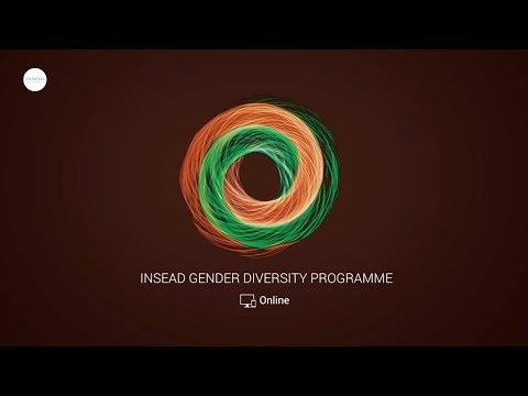 INSEAD Gender Diversity Programme