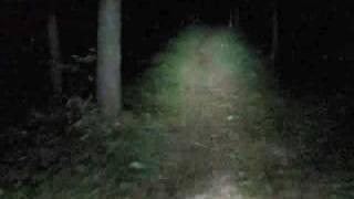 Using MagicShine SSC P7 bike light and Cree XR-E flashlight