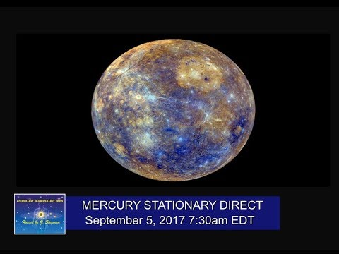 Mercury Stationary Direct Sept 2017 , Hurricane Astrology,~ ASTROLOGY NUMEROLOGY NOW
