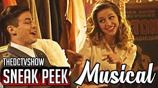 The Flash 3x17 Supergirl Musical Crossover Sneak Peek #2