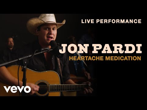 Jon Pardi - Heartache Medication Mp3