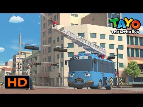 Tayo S5 Ep1 Bahasa Indonesia L Penugasan Darurat Tayo Dan Gani L Tayo Bus Kecil Youtube