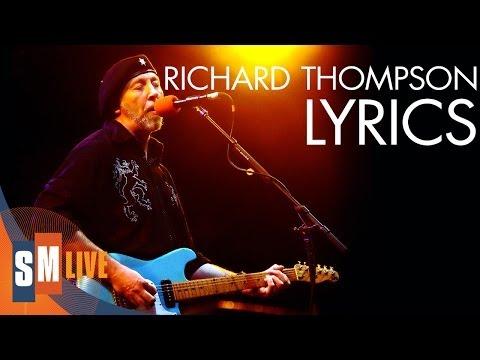 Richard Thompson - Dad's Gonna Kill Me [LYRICS] HQ