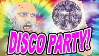 HAPPY WHEELS - Disco Party! - NEW SEASON ep. 5