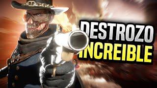 🤠 DESTRUYENDO CON EL VAQUERO OMG - Mortal Kombat 11