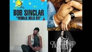 Craig David & Bob Sinclair - Hot Stuff VS World Hold On (Ext