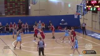 AusChamps U18 - Game 80 - Women Quarter Final - South Australia Metro v New South Wales Metro