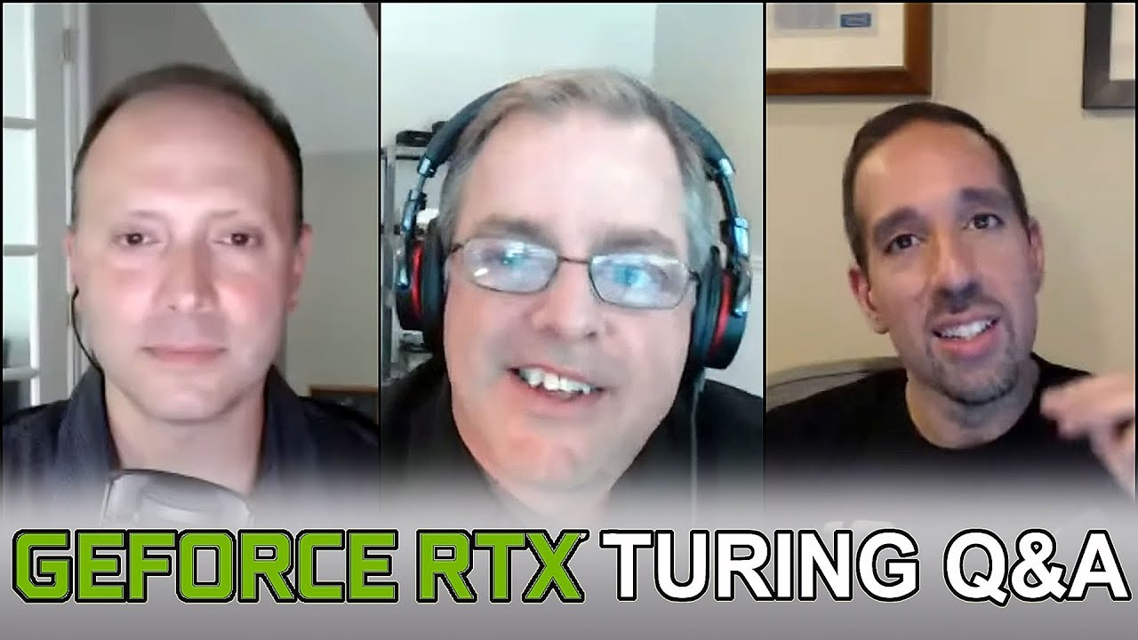 Nvidia: Turing RTX Cards Up to 40 Percent Faster Than Pascal in Some