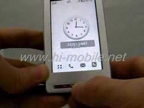 LG KE850 Prada Unlocked Phone(www.hi-mobile.net)
